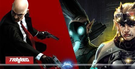 JUEGOS GRATIS: Consigue Hitman y Shadowrun Collection en Epic Games