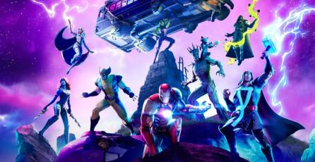 <em>Fortnite</em>: ¡Iron Man, Wolverine y más héroes de Marvel llegaron al título!