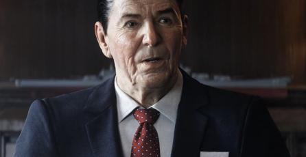 Nueva escena de <em>Call of Duty: Black Ops Cold War</em> presenta a Ronald Reagan
