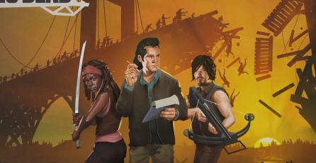 <em>Bridge Constructor</em> tendrá un crossover con <em>The Walking Dead</em>
