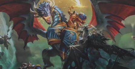 Presentan <em>Warhammer Age of Sigmar: Storm Ground</em> en gamescom 2020