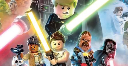 Disfruta la acción y humor de <em>LEGO Star Wars: The Skywalker Saga</em>