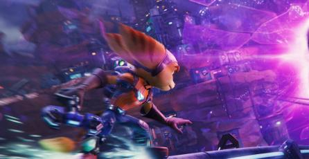<em>Ratchet & Clank: Rift Apart</em> luce el SSD de PlayStation 5 en este gameplay