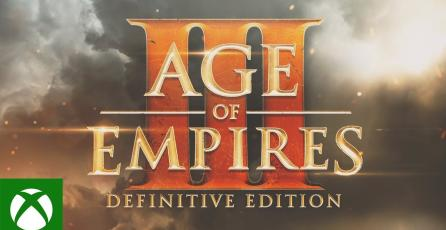 Tráiler oficial Age of Empires III Definitive Edition