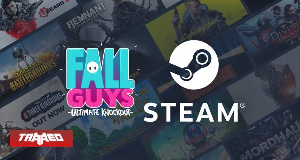 Fall Guys superó las 7 millones de copias vendidas solo en Steam