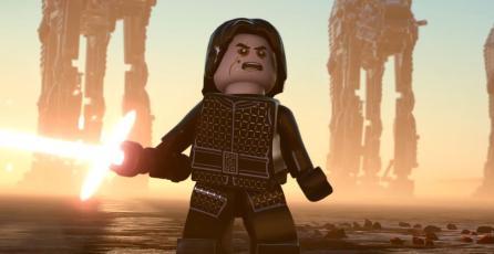 Este detalle en la caja de <em>LEGO Star Wars: The Skywalker Saga</em> te encantará
