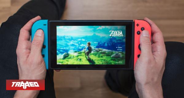 Nintendo inscribió nueva patente, la cual se sospecha que sería el nuevo modelo de Switch