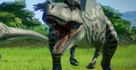 <em>Jurassic World Evolution</em> llegará a Switch con una edición completa