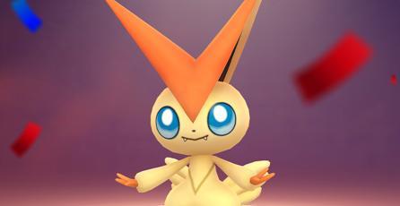 <em>Pokémon GO</em>: Victini estará disponible para todos los jugadores