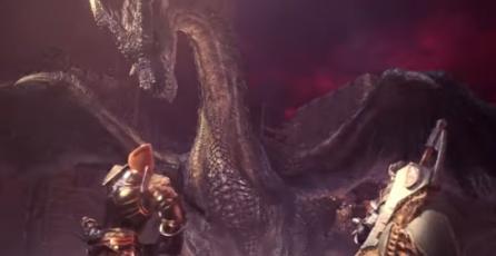 """Monster Hunter World: Iceborne - Tráiler DLC """"Fatalis"""""""