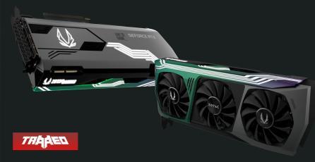 Se filtran 8 modelos de las tarjetas GeForce RTX 3070, 3080 y 3090 de ZOTAC