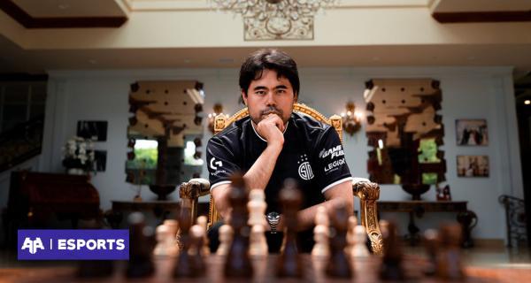 Hikaru Nakamura firma con Team SoloMid para representarlos en el ajedrez