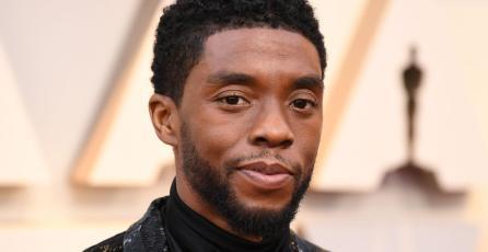 Chadwick Boseman, protagonista de <em>Pantera Negra</em>, ha muerto