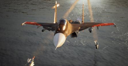 <em>Ace Combat 7: Skies Unknown</em> tendrá más increíbles aviones DLC este año