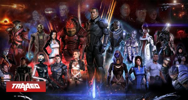 La trilogía remasterizada de Mass Effect costará $60 USD.