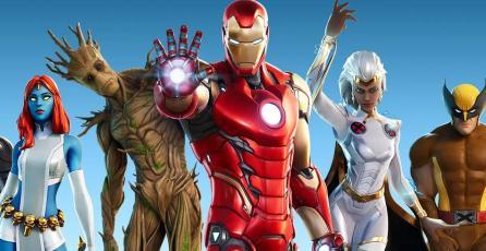 <em>Fortnite</em>: un auto temático de Iron Man llegaría pronto al Battle Royale