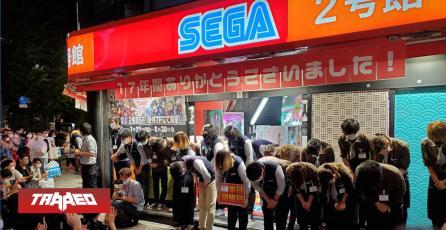 Japón, Tokio: Tras 17 años cierran segunda tienda más antigua de SEGA