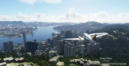"Microsoft Flight Simulator - Tráiler ""Asia & The Middle East"""