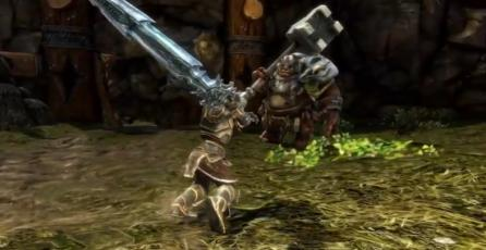 "Kingdoms of Amalur: Re-Reckoning - Tráiler ""Choose Your Destiny: Might"""