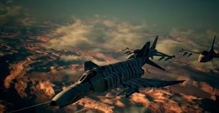 ACE COMBAT 7: Skies Unknown - Tráiler DLC 25 Aniversario