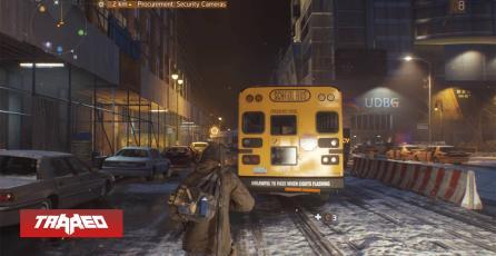 JUEGO GRATIS: Consigue The Division para descarga en Uplay