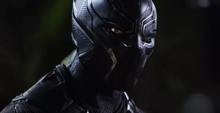 <em>Fortnite</em>: fans rinden homenaje a Chadwick Boseman en la estatua de Pantera Negra