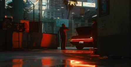<em>Cyberpunk 2077</em> - Trailer RTX