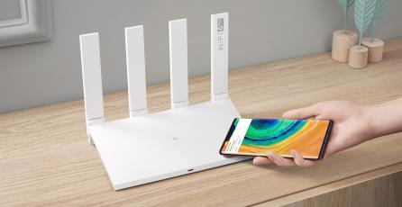 Llega a Chile el HUAWEI WiFi AX3, el router de la próxima generación con Wifi6