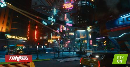 UMA DELICIA: Tráiler de Cyberpunk 2077 corriendo con la nueva RTX 3070 en 4K con todo maxeado