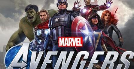 <em>Marvel's Avengers</em> e Intel presumen su colaboración