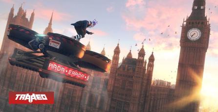 Watch Dogs Legion lanza nuevo trailer en donde muestra las gráficas con las nuevas RTX de Nvidia