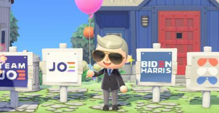 Candidato a la presidencia de EUA llevará su propaganda a <em>Animal Crossing</em>