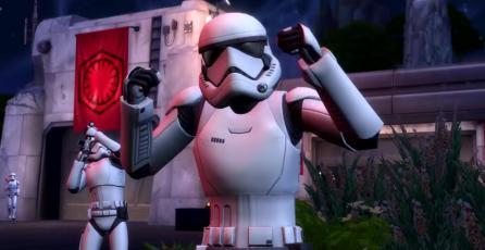 Nuevo gameplay detalla el paquete de contenido de <em>Star Wars</em> para <em>The Sims 4</em>