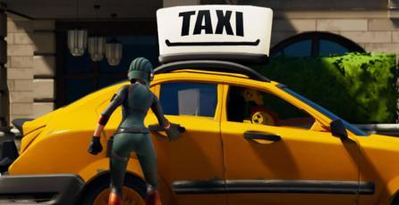 <em>Fortnite</em> recibió un alocado modo que te recordará a <em>Crazy Taxi</em>