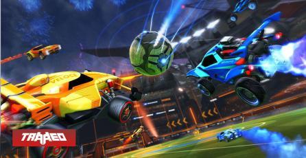 Rocket League en PS4 y Switch no necesitará suscripción para jugar online, pero si en Xbox