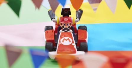 Nuevo <em>Mario Kart</em> llevará las carreras de la franquicia al mundo real