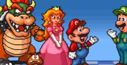 ¡<em>Super Mario All-Stars</em> ya está disponible en Nintendo Switch!