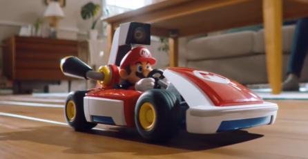 Mario Kart Live: Home Circuit - Tráiler de Anuncio   Nintendo Switch