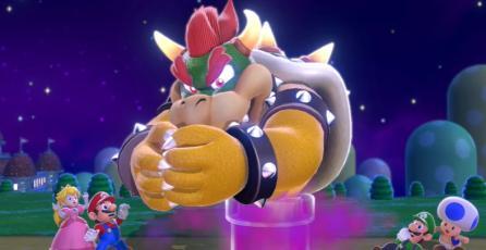 Super Mario 3D World + Bowser's Fury - Tráiler de Anuncio   Nintendo Switch