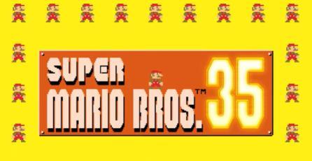 Super Mario Bros. 35 - Tráiler de Anuncio | Nintendo Switch