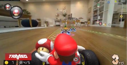 Crea pistas donde y cuando quieras con Mario Kart Home Circuit