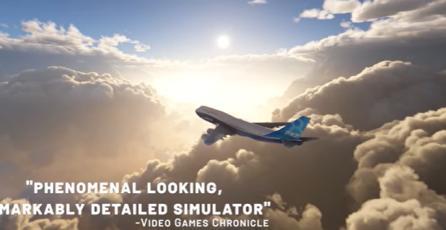 Microsoft Flight Simulator - Tráiler de Elogios