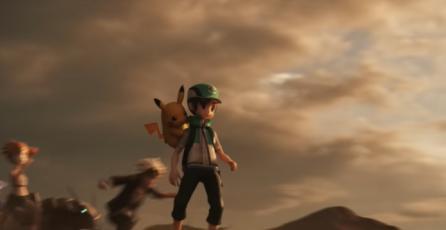 Pokémon Masters EX - Tráiler Actualización de Aniversario