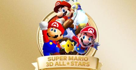 <em>Super Mario 3D All-Stars</em>: confirman resoluciones y tamaño del juego para Switch