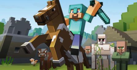 Es oficial: <em>Minecraft</em> recibirá soporte para PlayStation VR este mes