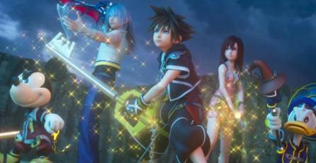 ¿Veremos más entregas de <em>Kingdom Hearts</em> en Switch? Esto dice Nomura al respecto