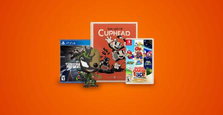 Ofertas de la semana: preventa de <em>Super Mario 3D All-Stars</em>, Playmobil de <em>Back to the future</em>, libros de arte y más