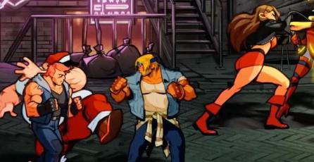 <em>Streets of Rage 4</em> celebra 1.5 millones de descargas con impresionante update