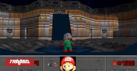 Dos mods de Super Mario 64 para DOOM (93) que deberías jugar