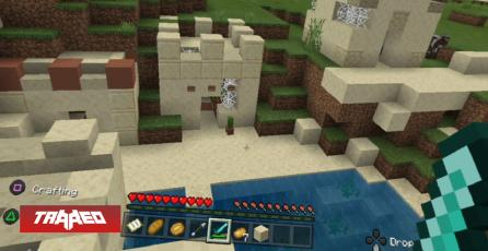 Este mes llegará Minecraft a PlayStation VR